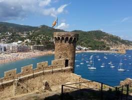 Costa Brava és Tossa de Mar - A spanyolok kincsesládája