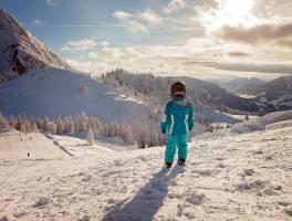 Villach és Faaker See - A téli csodaország