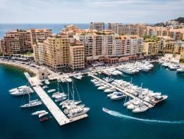 Costa Brava blog - 1.nap: A Földközi és a földi javak tobzódása: Monaco