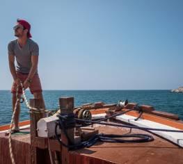 Kusadasi blog - 5.nap: Égei-tenger - hajóval a mélykék vizeken