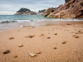 Costa Brava blog - 2.nap: Ha elbújnál a világ szeme elől - Tossa de Mar