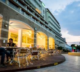 Kusadasi blog - 7.nap: Batihan Hotel - all inclusive, avagy mindent bele