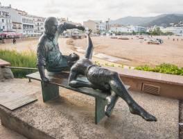 Costa Brava blog - 3.nap: Tossa-i titkok nyomában: élmények első kézből Szilvivel