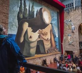 Costa Brava blog - 7.nap: Szürrealitás testközelből: Dalí nyomában